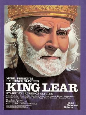 King Lear - Movie Poster (thumbnail)