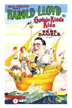 Captain Kidd's Kids - Movie Poster (thumbnail)