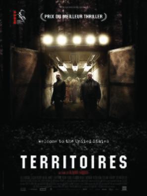 Territoires - French Movie Poster (thumbnail)