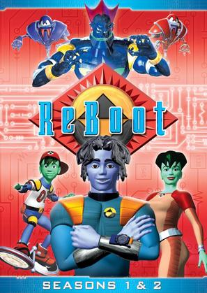 """ReBoot"" - DVD movie cover (thumbnail)"
