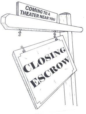 Closing Escrow - poster (thumbnail)