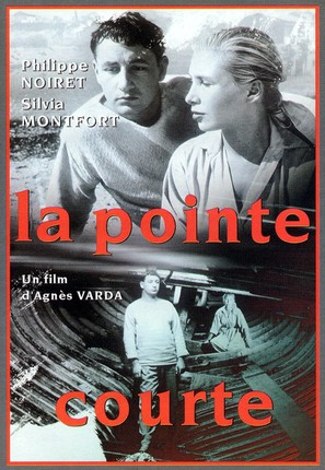 La Pointe-Courte - French Movie Cover (thumbnail)
