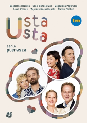 """Usta usta"" - Polish Movie Cover (thumbnail)"