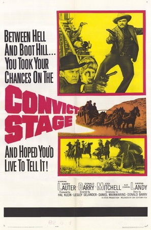 Convict Stage - Movie Poster (thumbnail)