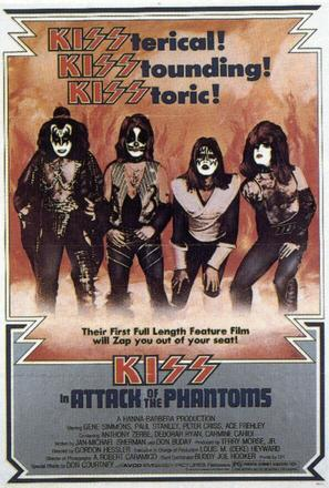 KISS Meets the Phantom of the Park - Movie Poster (thumbnail)