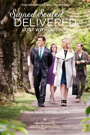 Signed, Sealed, Delivered: Lost Without You - Movie Poster (thumbnail)