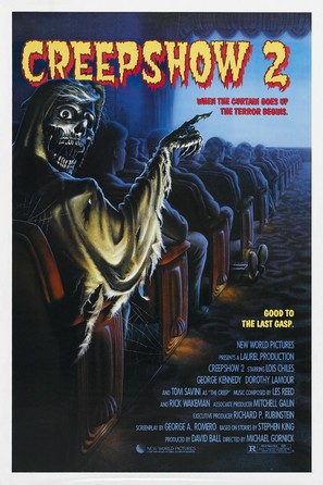 Creepshow 2 - Theatrical poster (thumbnail)