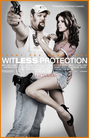 Witless Protection - Movie Poster (thumbnail)