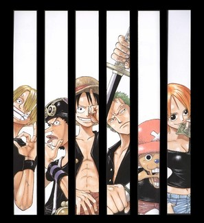 """One Piece"" - Japanese Key art (thumbnail)"