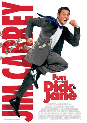 Fun With Dick And Jane - Norwegian Movie Poster (thumbnail)