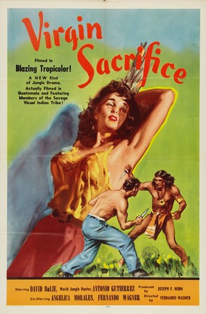 Virgin Sacrifice - Movie Poster (thumbnail)