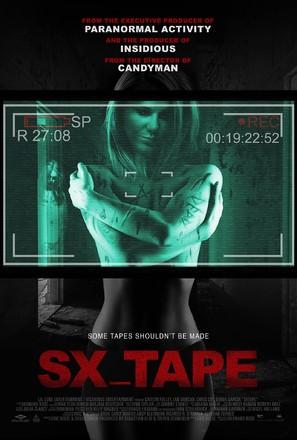sxtape - Movie Poster (thumbnail)