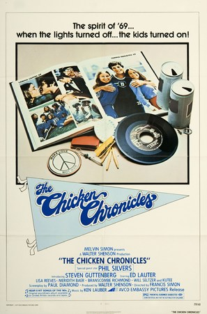 The Chicken Chronicles - Movie Poster (thumbnail)
