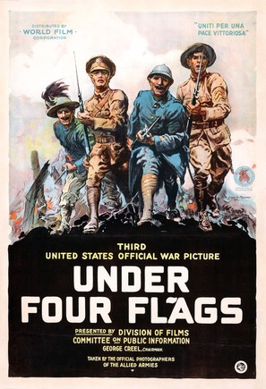Under Four Flags