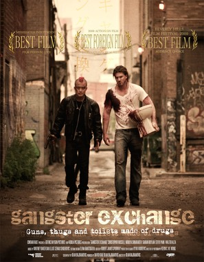 Gangster Exchange - Movie Poster (thumbnail)