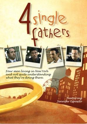 Four Single Fathers - Movie Poster (thumbnail)