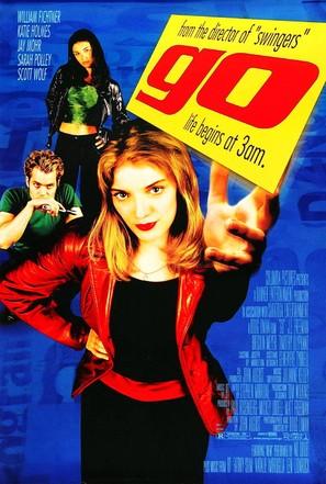 Go - Movie Poster (thumbnail)