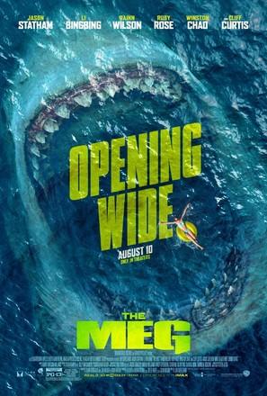 The Meg - Movie Poster (thumbnail)