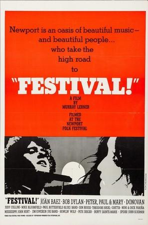 Festival - Movie Poster (thumbnail)