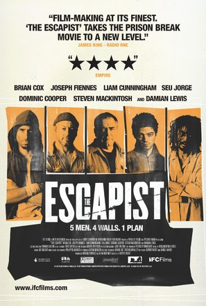The Escapist - Movie Poster (thumbnail)