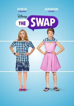 The Swap - Movie Poster (thumbnail)