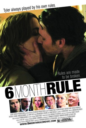 6 Month Rule - Movie Poster (thumbnail)