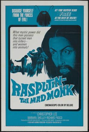 Rasputin: The Mad Monk - Movie Poster (thumbnail)