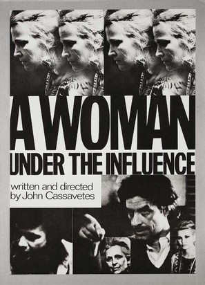 A Woman Under the Influence - Movie Poster (thumbnail)
