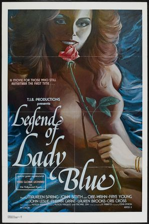 Legend of Lady Blue - Movie Poster (thumbnail)
