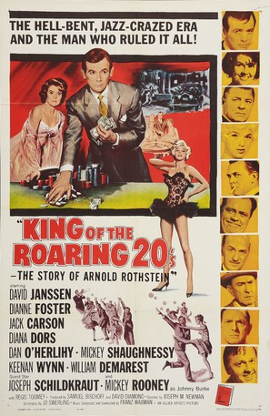 King of the Roaring 20's - The Story of Arnold Rothstein