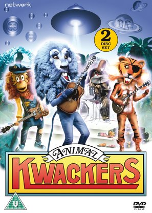 """Animal Kwackers"" - British Movie Cover (thumbnail)"
