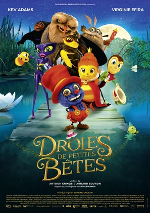 Drôles de petites bêtes - French Movie Poster (thumbnail)
