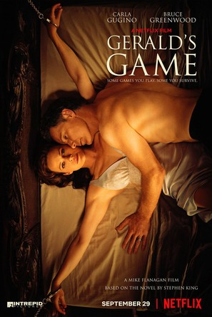 Gerald's Game - Movie Poster (thumbnail)
