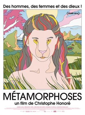 Métamorphoses - French Movie Poster (thumbnail)