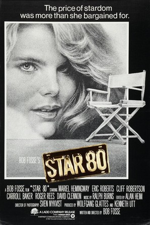 Star 80 - Movie Poster (thumbnail)