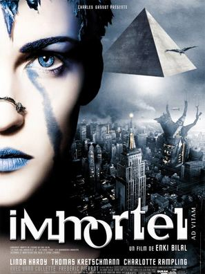 Immortel (ad vitam) - French poster (thumbnail)