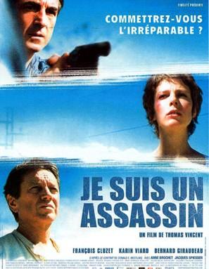 Je suis un assassin - French Movie Poster (thumbnail)