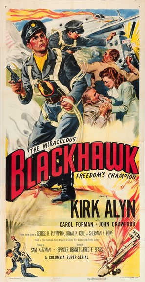 Blackhawk: Fearless Champion of Freedom