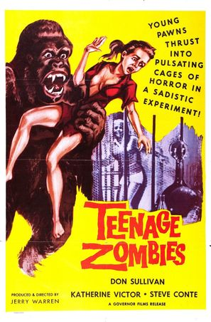 Teenage Zombies - Movie Poster (thumbnail)