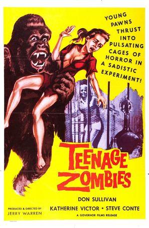 Teenage Zombies - Movie Poster (thumbnail)