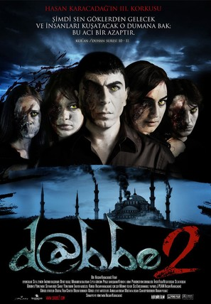 D@bbe 2 - Turkish Movie Poster (thumbnail)