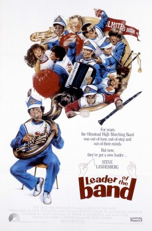 Leader of the Band - Movie Poster (thumbnail)