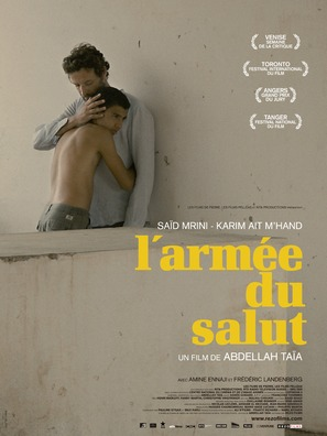 L'armée du salut - French Movie Poster (thumbnail)