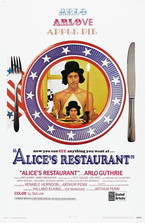 Alice's Restaurant - Movie Poster (thumbnail)