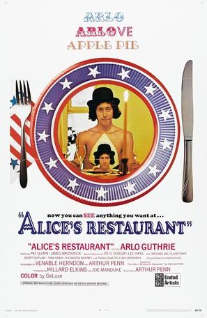 Alice's Restaurant - Movie Poster (thumbnail)