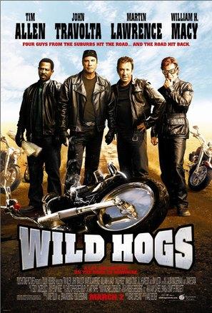 Wild Hogs - Movie Poster (thumbnail)