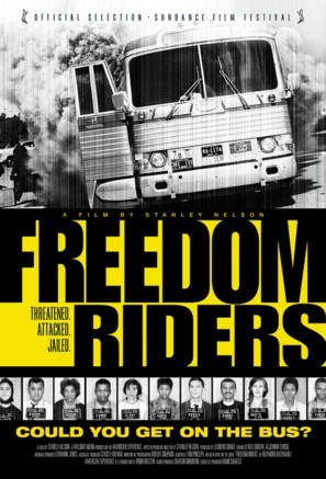 Freedom Riders - Movie Poster (thumbnail)