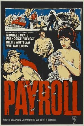 Payroll - British Movie Poster (thumbnail)