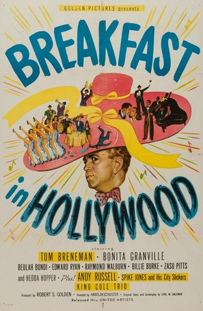Breakfast in Hollywood - Movie Poster (thumbnail)