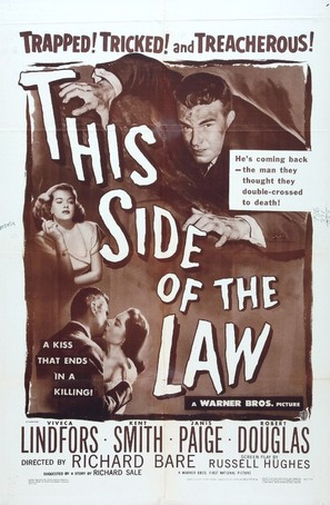 This Side of the Law - Movie Poster (thumbnail)